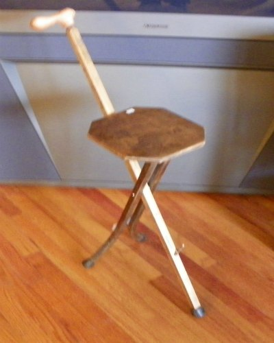 Natural color Hardwood Seat Cane 107 Secondary Image