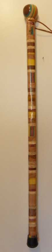 Gramdpa multi color & piece cane 166 Main