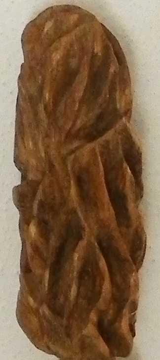 Hand  Carved Morel Mushroom Topper 308 Main