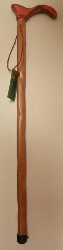 Birch and Osage Orange laminated cane 138 Secondary Image