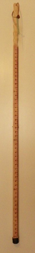 4 Foot Measuring walking stick  217 Main